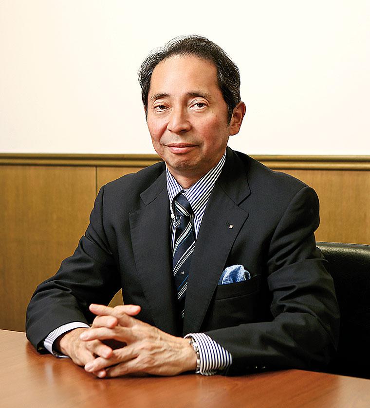 代表取締役社長 保坂 正裕